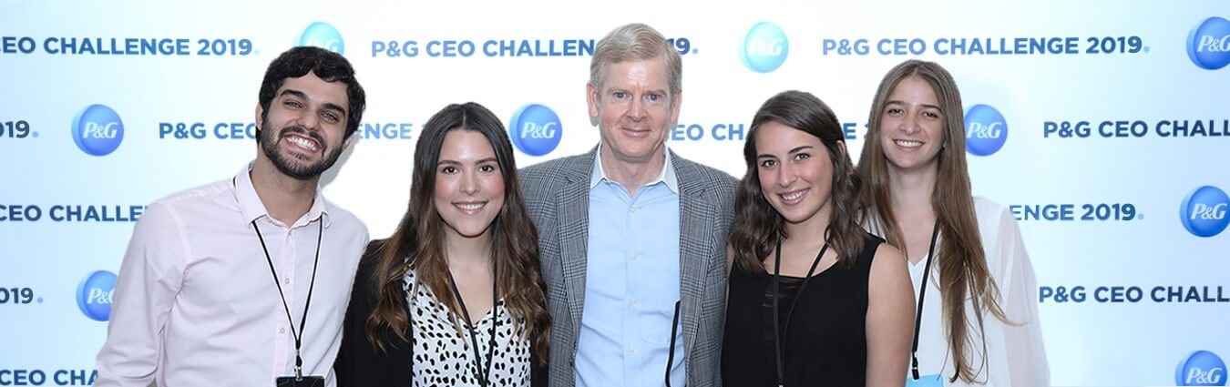 2019 Global CEO Challenge Winners