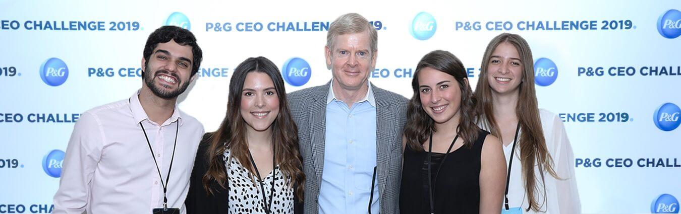 2019 Global CEO Challenge Winners