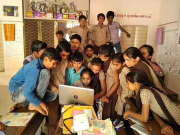 Small pic rural edu india