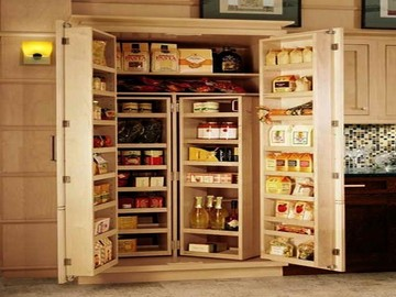 Small pic pantry cabinet