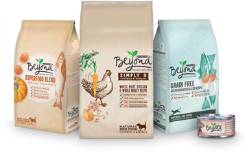 Small pic purina beyond