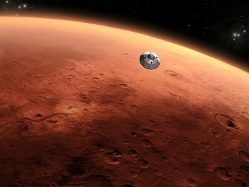 Small pic mars