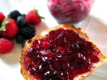 Small pic gourmet jams