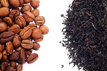 Small pic tea vs coffee