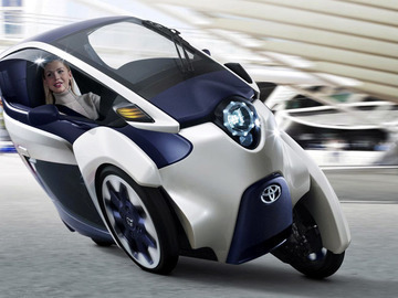 Small pic toyota iroad