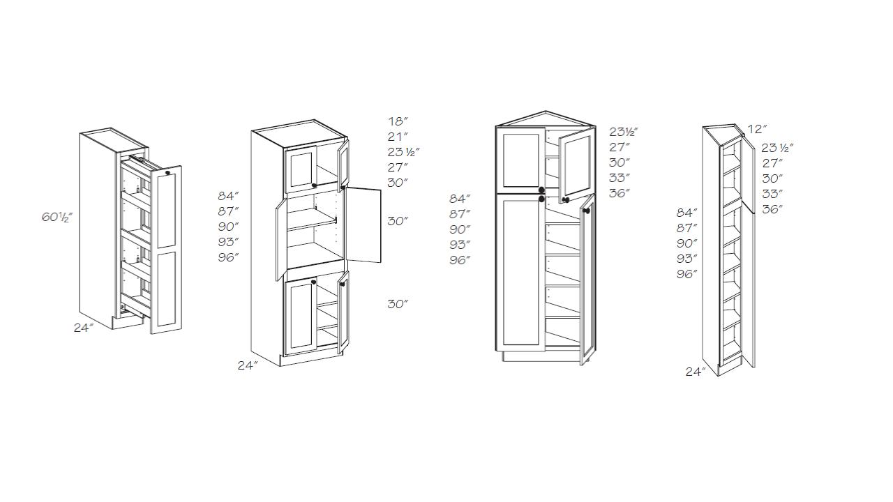 cabinet co design a perfect pantry cabinet mindsumo