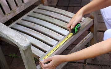 Small pic seat measure