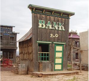 Pop up bank