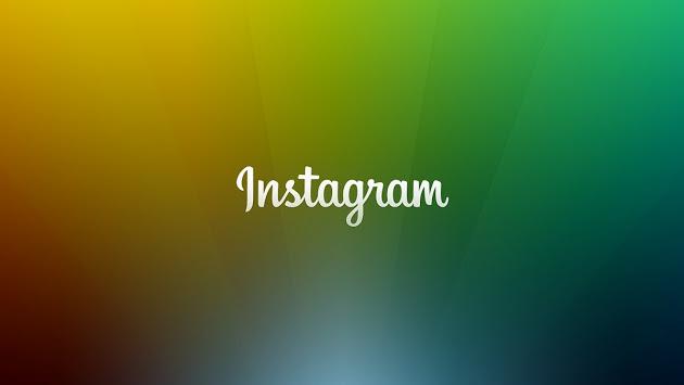 Instagram wallpaper   04   rainbow new logo 2