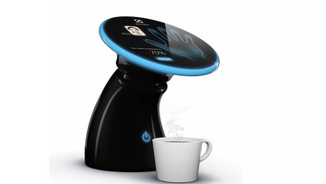 Small pic coffeemaker