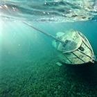 Square pic sunken ship
