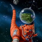 Square pic 20120227 tyrannosaurus astronaut