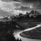 Square pic ansel adams