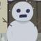 Square pic 60 snowman