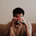 Square pic mug